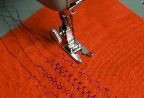 4-week Beginner Sewing Course