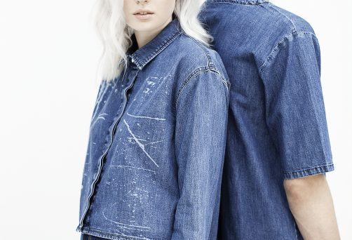 Denim Workshop Series: Unisex Shirt