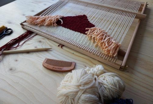 Weaving Workshop Series