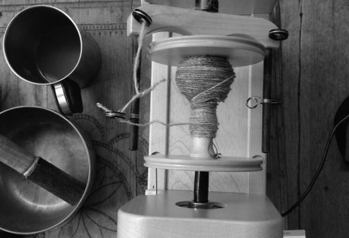 Spinning & Knitting Introduction Workshop