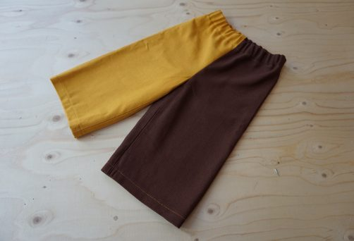 One-day Workshop: Baby / Kids Pants