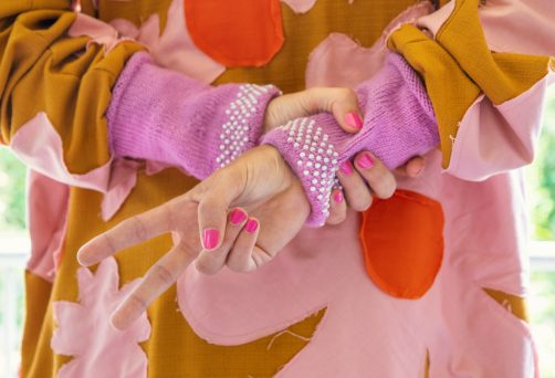 Workshop: Knitted Wrist Mittens