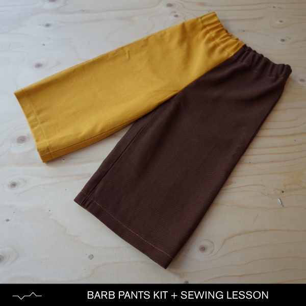 BarbPantsKit+Lesson