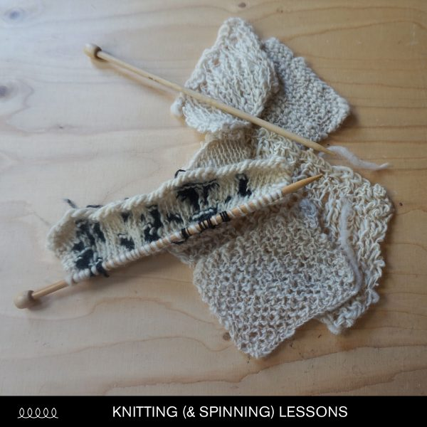 Spinning&Knitting4