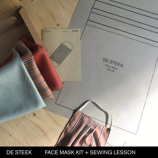 FaceMaskKit+SewingLesson