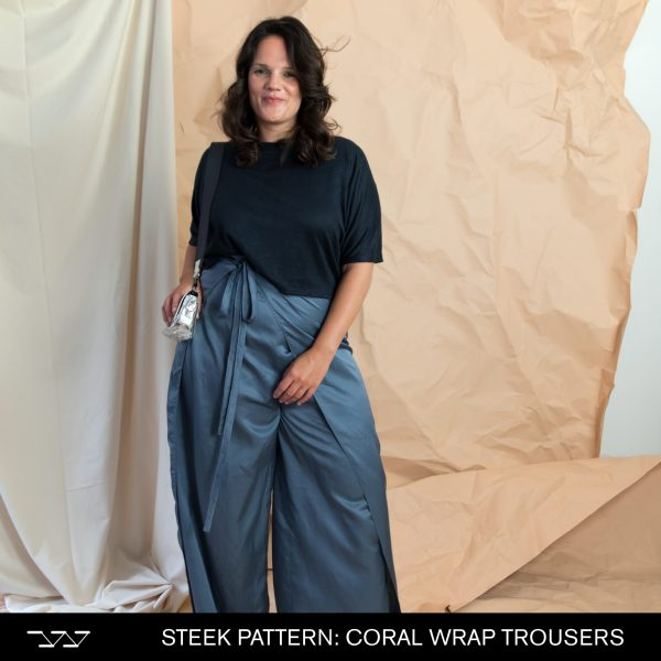 CoralWrapTrousers