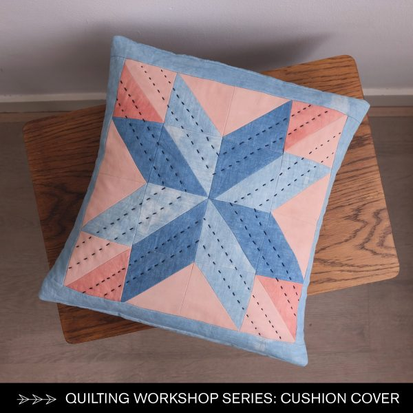 CushionCoverQuiltingWorkshop