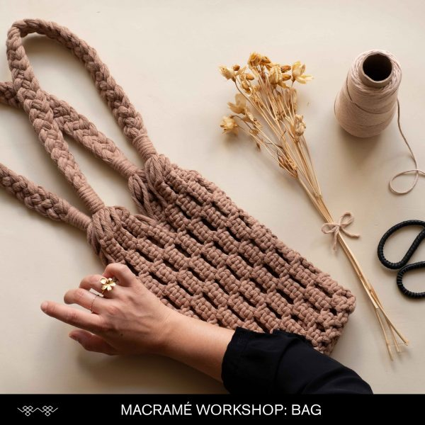 MacrameBagWorkshop